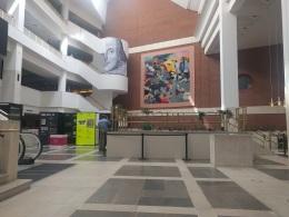 Lobby of British Library