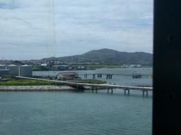 Leave Holyhead on the Irish Ferry, Ulysses