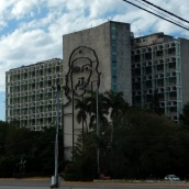 Memorial to Che