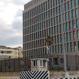 The United States Embassy