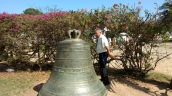 Bell, from tower, that was used to summon slaves