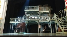 "Set for ""Ragtime"""
