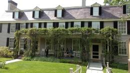 John & Abigail Adams latr home
