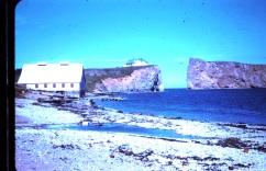Perce Rock 1954