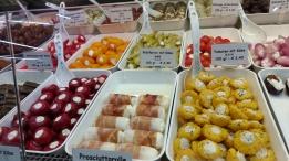 Naschmarkt offerings