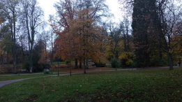 park in luxembourg