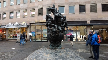 sculpture nurenberg