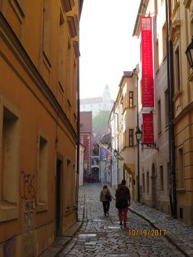street of bratislava