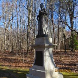 Kerenhappuch Turner Monument