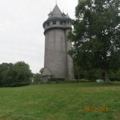 Water tower built by someone with too much money!