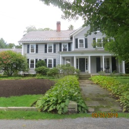 Horace Mann Home